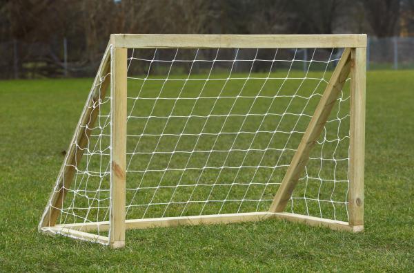 fodboldmål til små børn