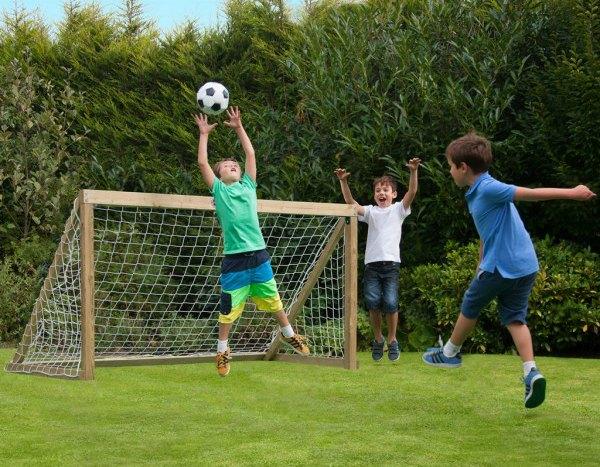 plum fodboldmål