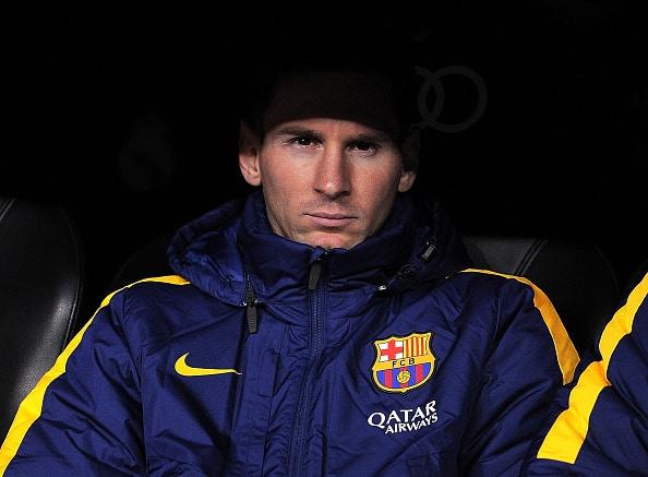 Lionel Messi løn