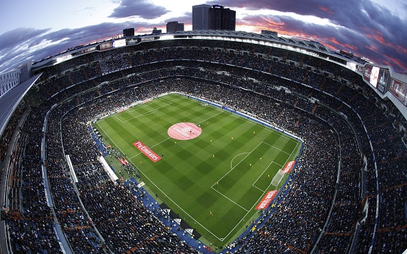 index. om klubben estadio santiago bernabeu