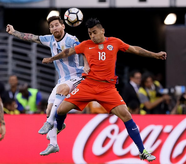 Messi i Copa America