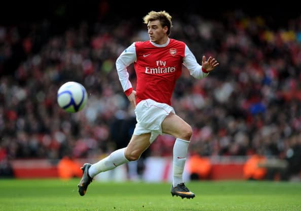 Bendtner - Arsenal