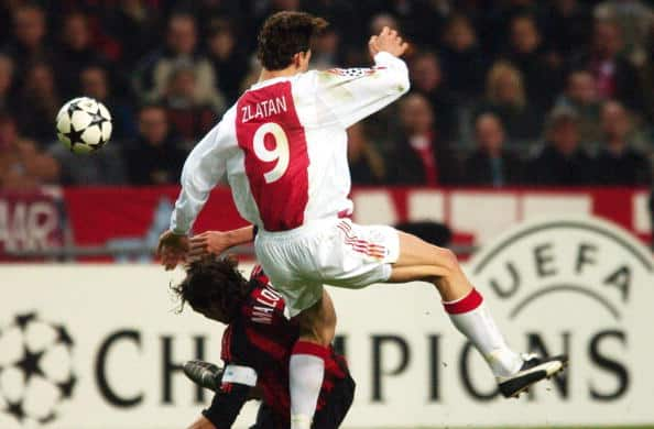 Ajax Zlatan