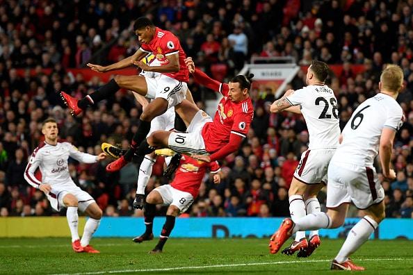 En flyvende Zlatan
