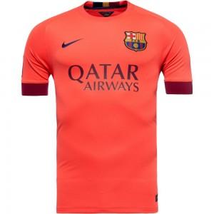 fc barcelona trøje udebane