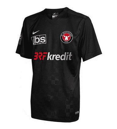 FC Midtjylland trøje