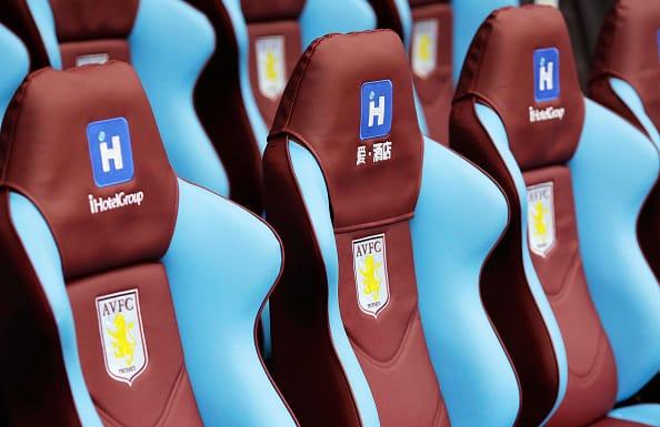Aston Villa-forsvarsspiller rygtes væk fra klubben