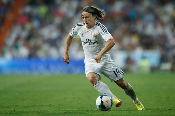 Modric takker tidligere træner for Ballon d'Or-triumf