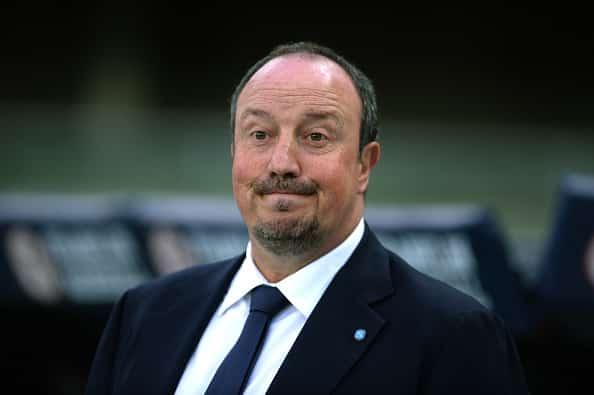 Benitez' tid i Newcastle er forbi: Her skal han træne fremover