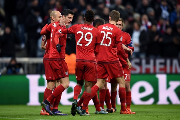 Ukendt fransk landsholdsspiller skifter til Bayern München på en 5-årig kontrakt
