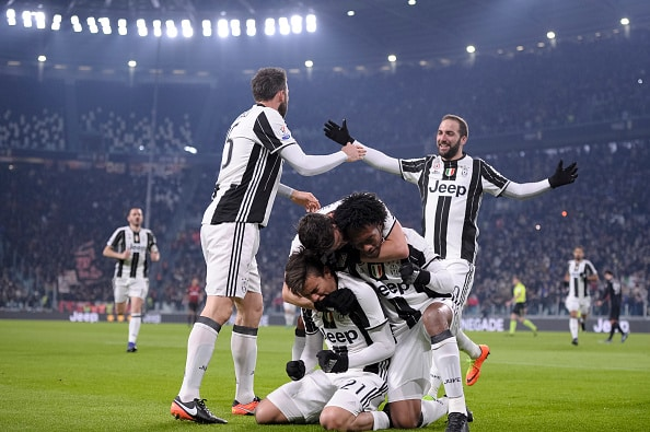 Frikøbsklausul betalt: Juventus-stjerne skal til United!
