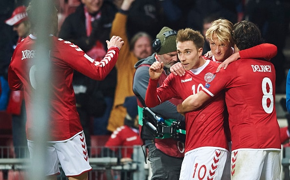 Dansk landsholdsstjerne skifter klub efter VM: Disse klubber er lune på ham