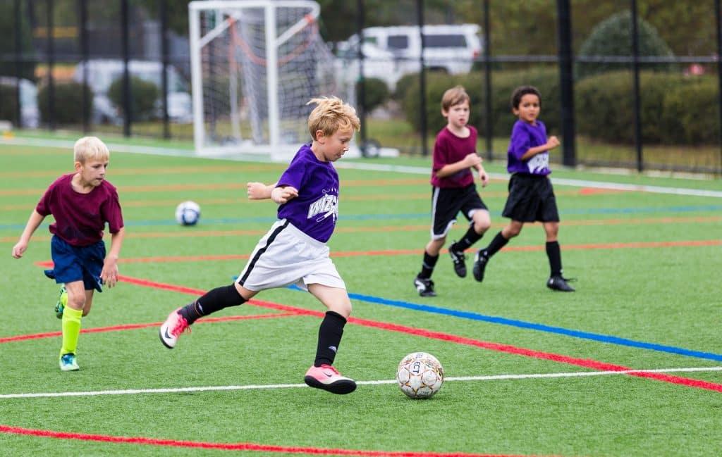 Guide: Find det nødvendige udstyr til dit fodboldglade barn