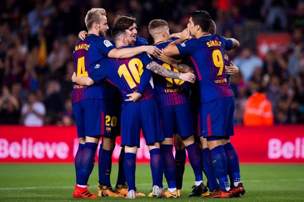 La Liga-stjerne: Jeg overvejer Barcelona efter skuffende sæson