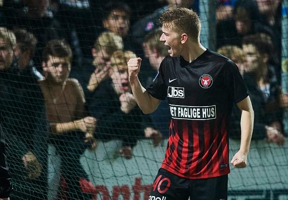 18-årig dansker på vej til Tyskland – Bundesligaklub har budt otte millioner