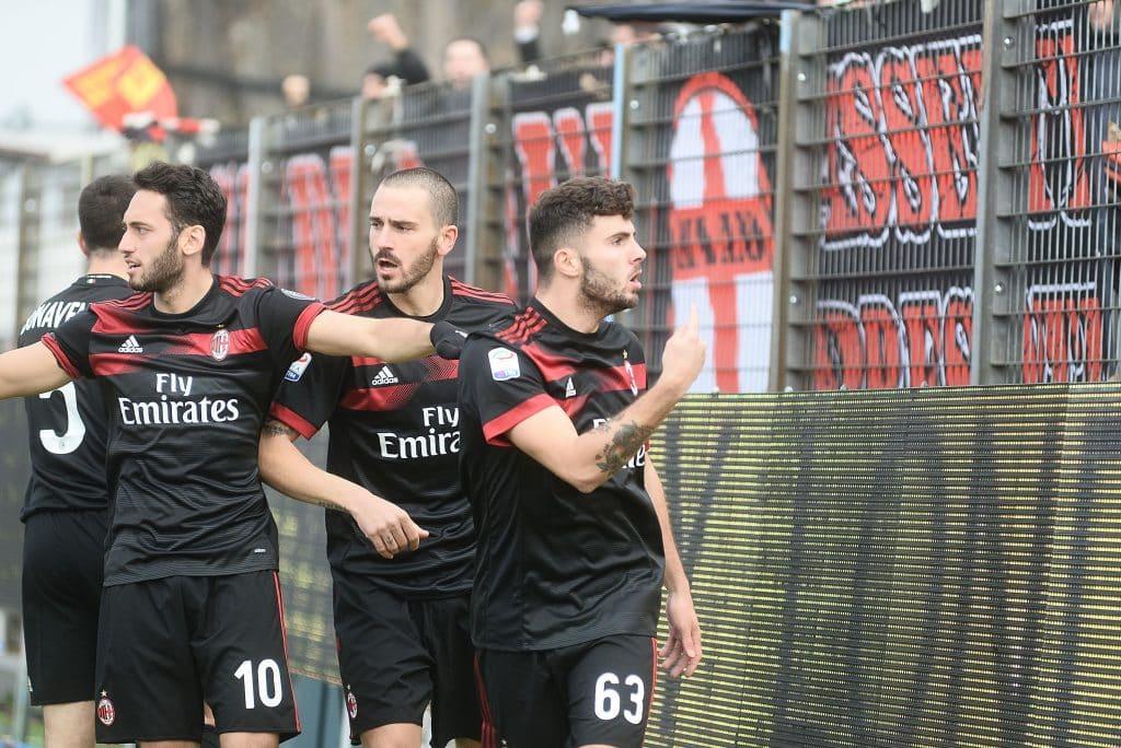 Cutrone AC Milan