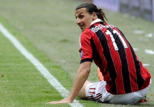 AC Milan Zlatan