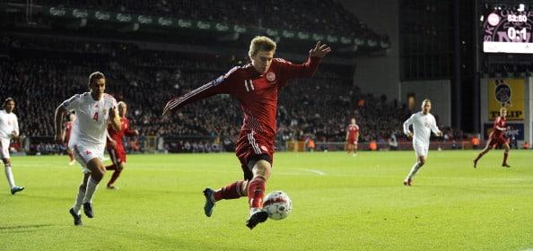 Danmark Bendtner
