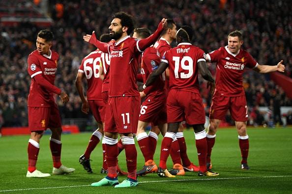 Kæmpe byttehandel på vej: Liverpool smider Salah til Madrid
