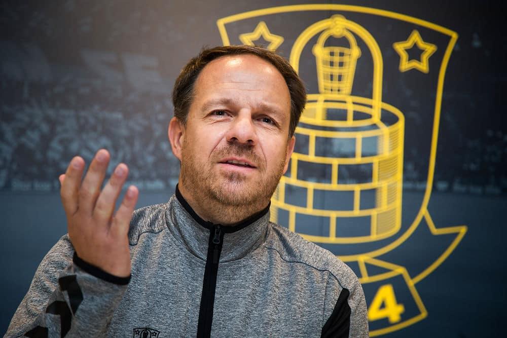 Alexander Zorniger Brøndby