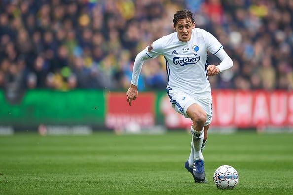 FCK købte ham for 18 millioner: Nu lejes han ud