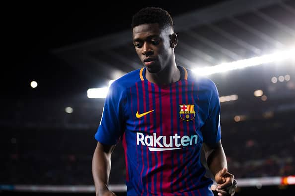 Problembarnet Ousmane Dembélé giver flere grå hår til FC Barcelona