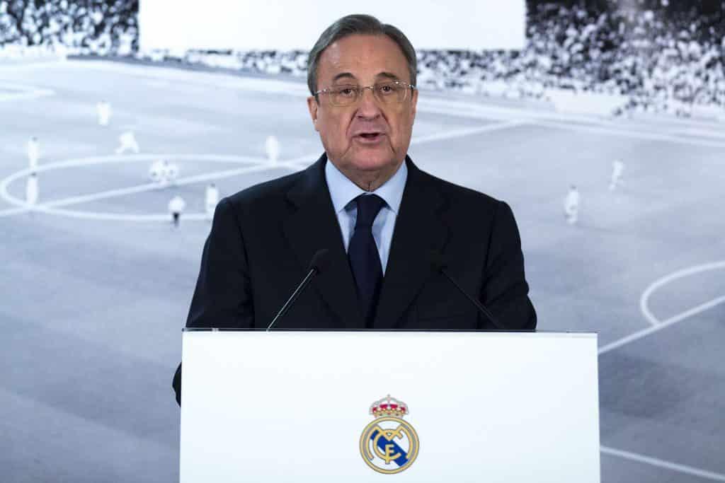 Medie: 7 spillere skifter til Real Madrid til sommer