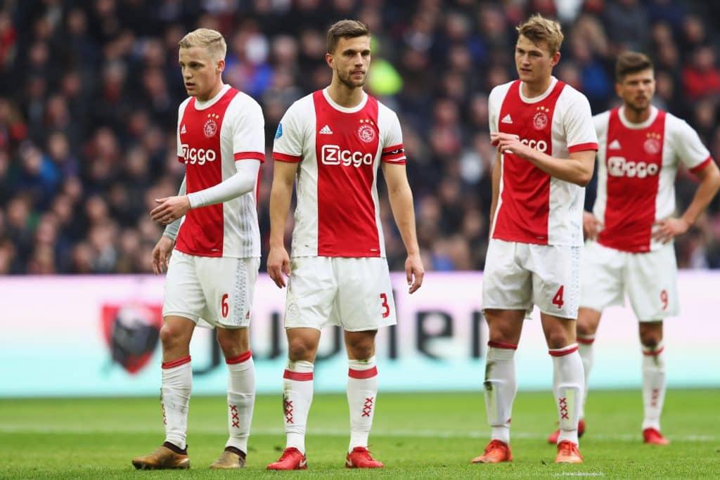 Medie: Bundesliga-klub vil skrive kontrakt med Ajax-stjerne