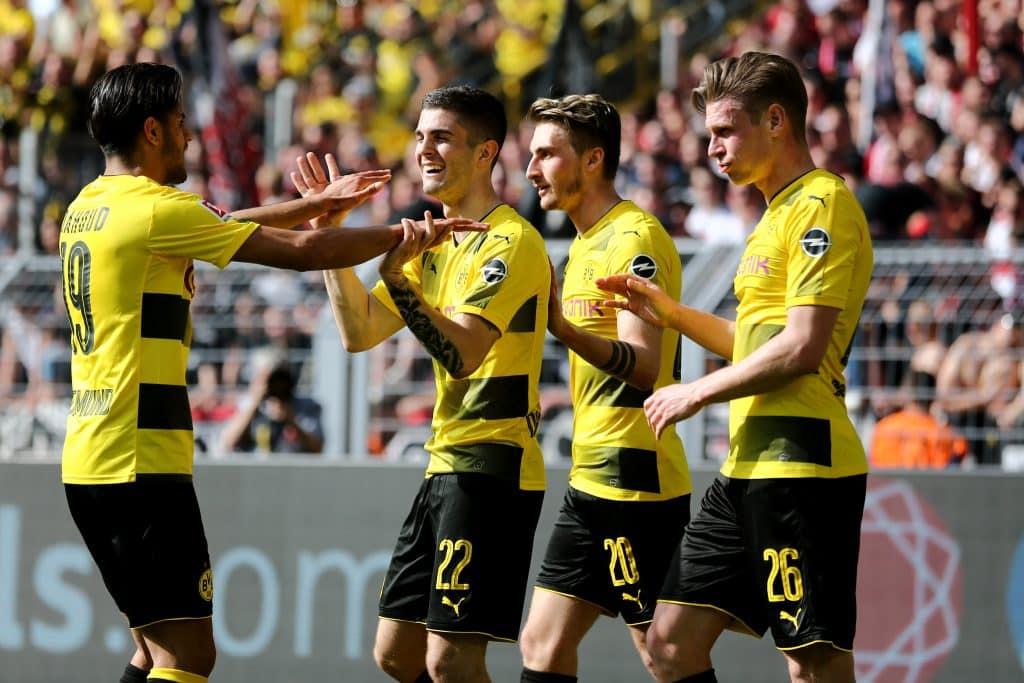 Dortmund vil hente belgisk landsholdsstjerne