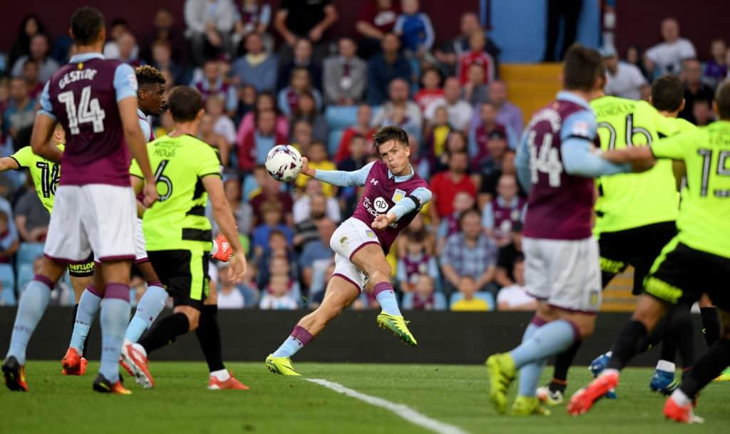 Aston Villa-stjerne er eftertragtet i Premier League