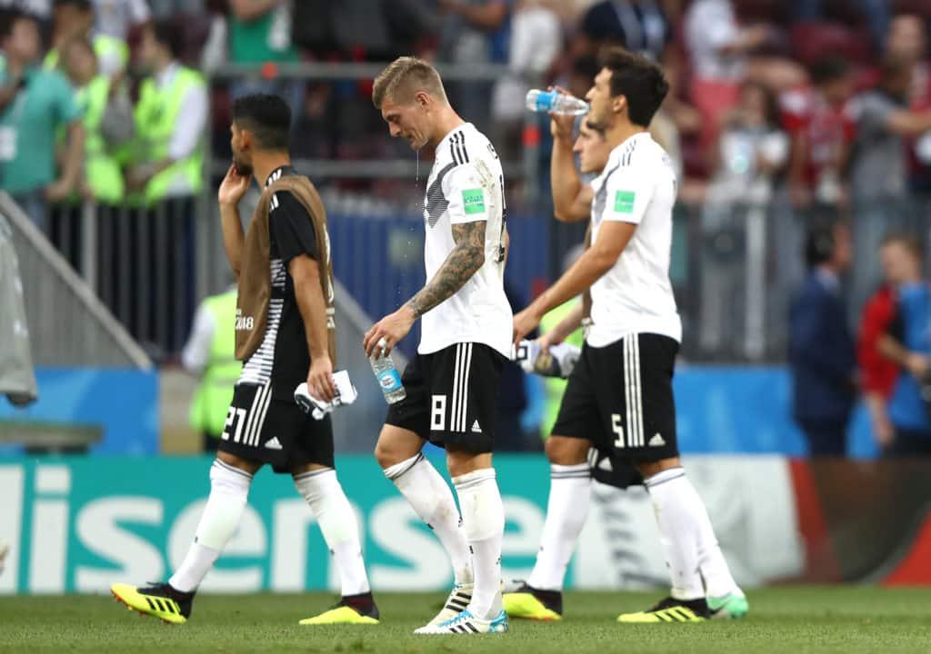 Tydelig utilfreds Kroos: Jeg er ikke ligesom Casemiro