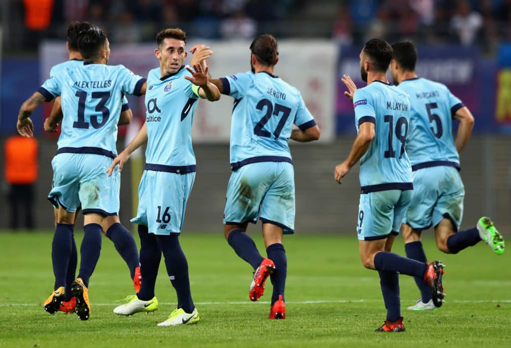 FC Porto-profil er eftertragtet af FC Barcelona og Real Madrid