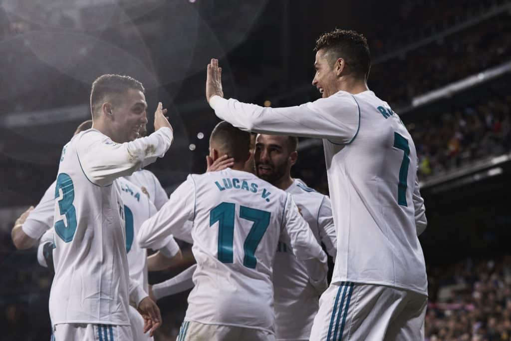 Asensio: Sådan sagde jeg farvel til Cristiano Ronaldo