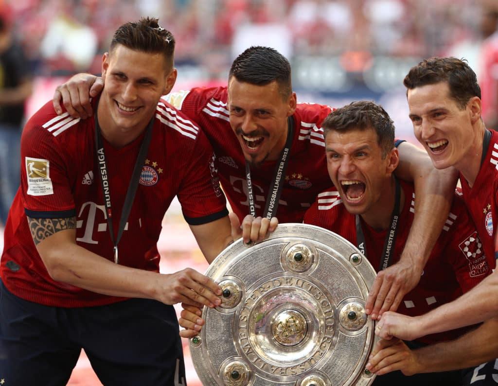 Blot et lægetjek mangler: Bayern München-spiller er tæt på skifte til Bundesliga-storklub