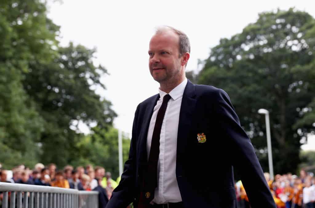 Vrede United-fans: Woodward er en rotte!