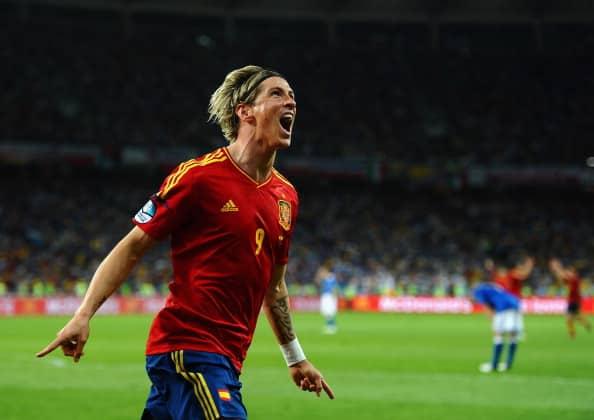 Fernando Torres Spanien
