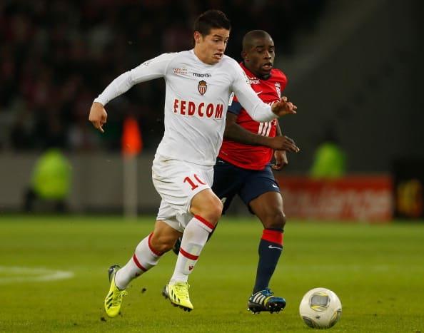 James Rodriguez Monaco