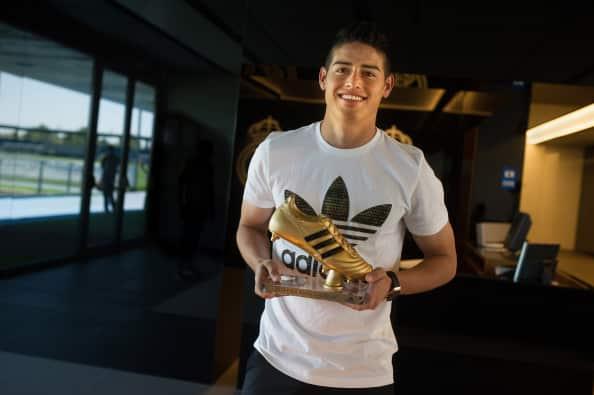 James Rodriguez Adidas