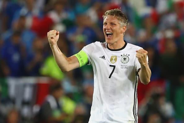 Bastian Schweinsteiger Tyskland