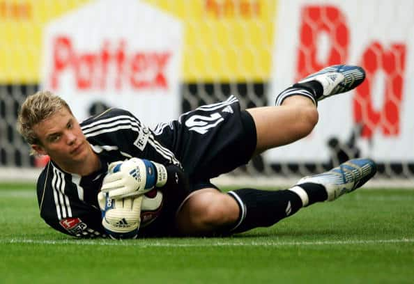 Manuel Neuer Schalke