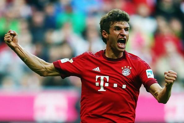 Thomas Müller Bayern