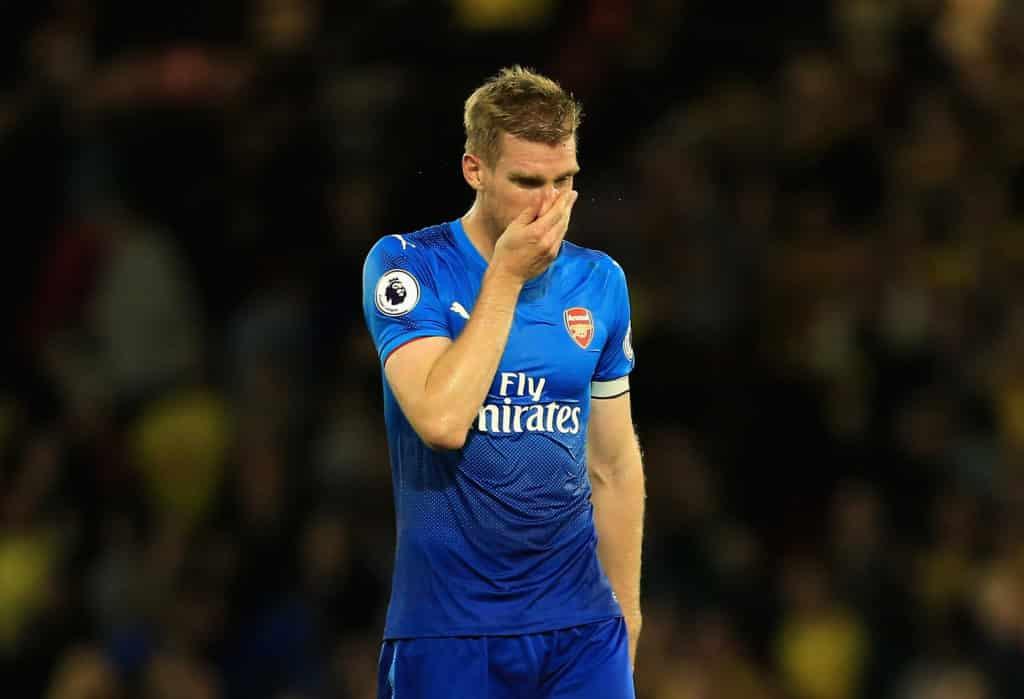 Mertesacker: Derfor har engelske klubber det svært i Champions League