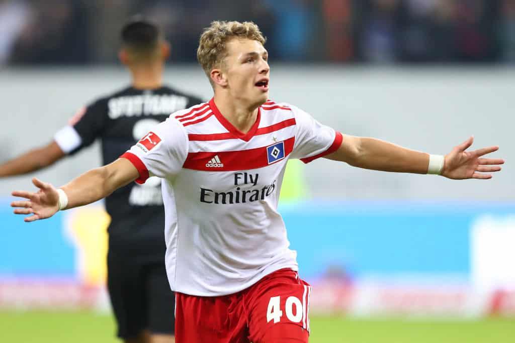 Officielt: 'Det største talent' i Tyskland har skrevet under med Bayern München