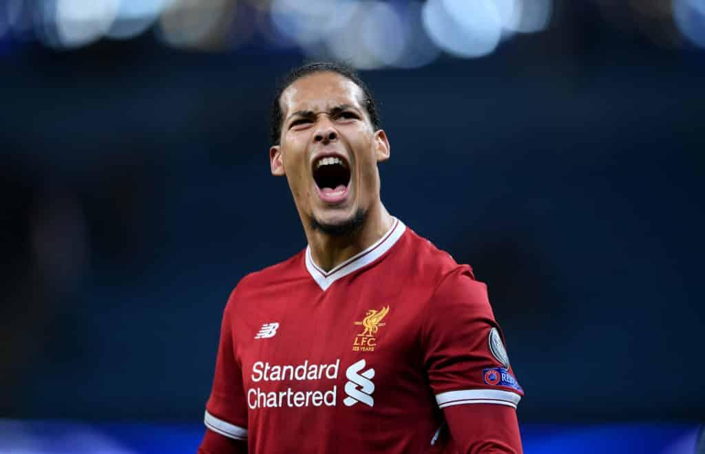 Virgil van Dijk Premier League