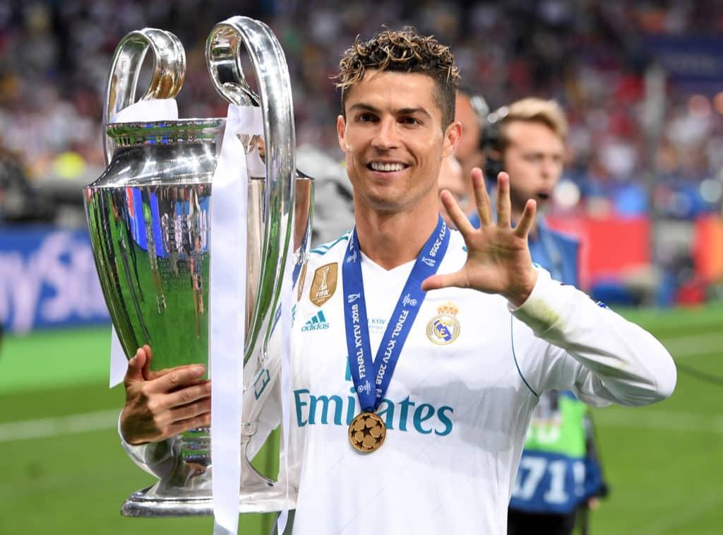 Selvglade Ronaldo: Champions League burde omdøbes