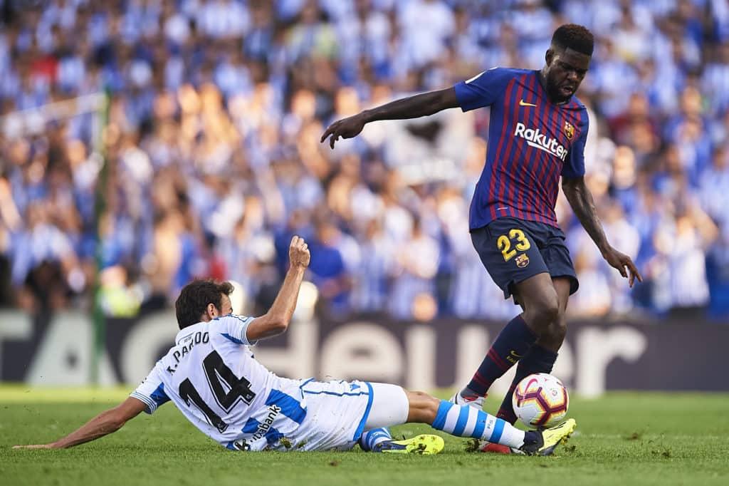 600.000.000 kroner: Juventus pønser på at hente Barca-franskmand til sommer