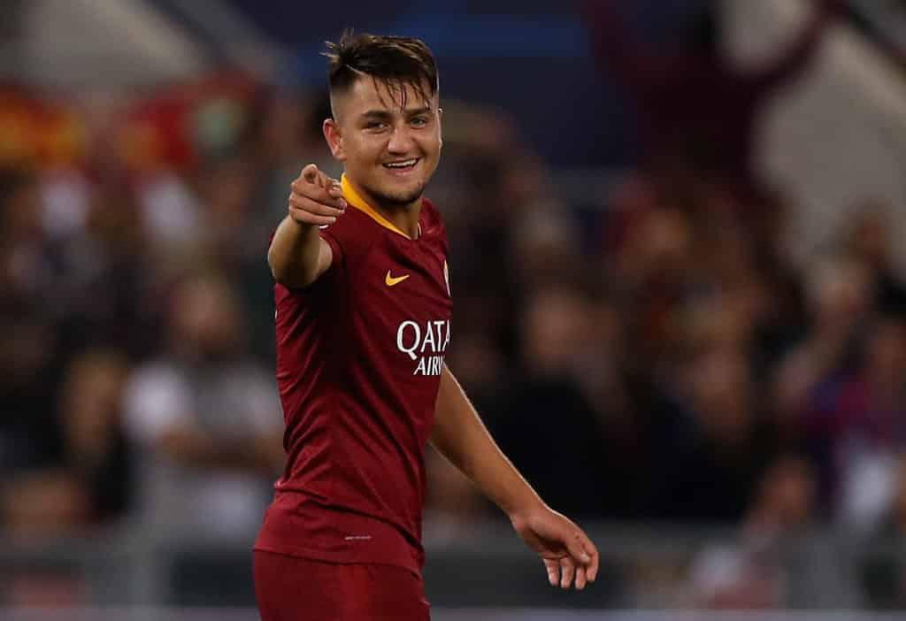 Forhandlingerne er gået i stå: Arsenal og Tottenham følger med i Roma-stjernes situation
