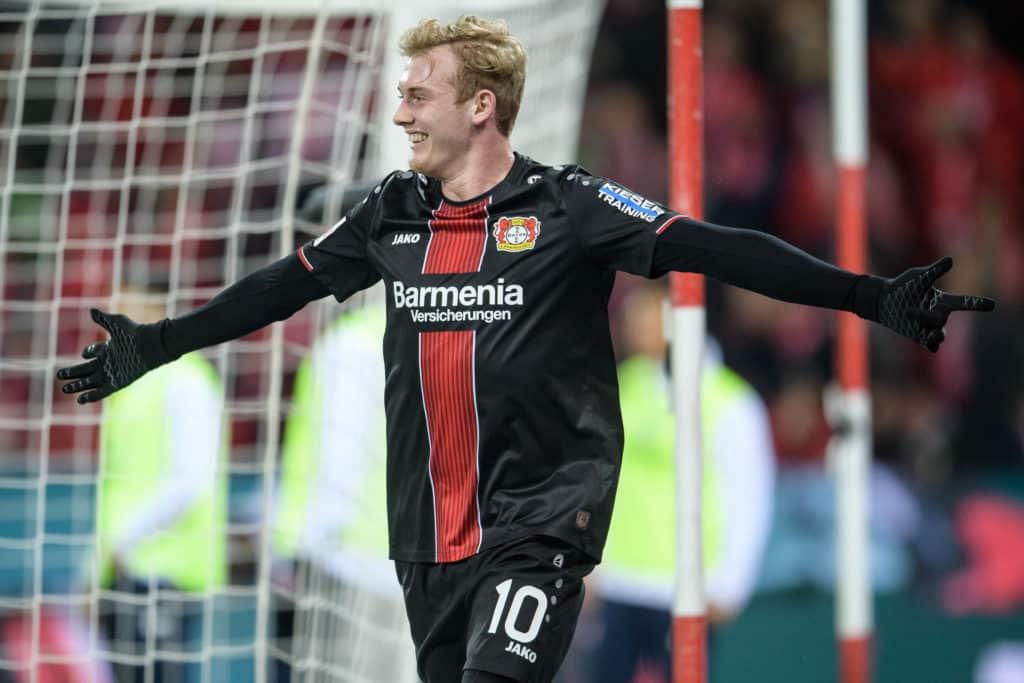 Julian Brandt Leverkusen