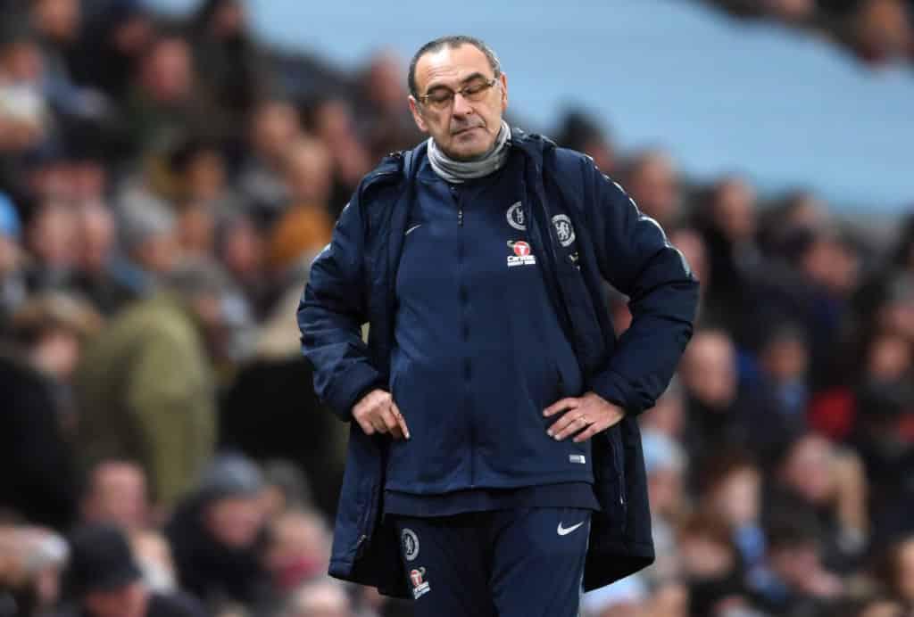 Væk allerede: Chelsea-manager tager til italiensk storklub