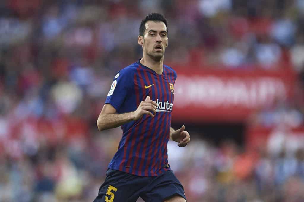 Efter 14 år i Barcelona: Nu skifter Sergio Busquets klub